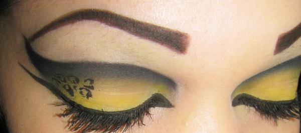 Leopard eye makeup: The new trend - Beauty Ramp - Beauty u0026 Fashion ...
