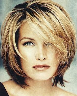 Medium Length Hairstyles Women Over 40