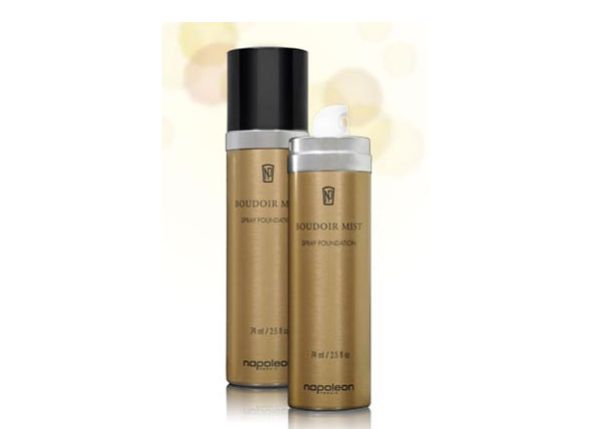 Napoleon Perdis Boudoir Mist Spray Foundation