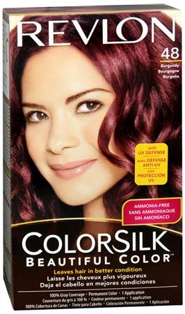 Burgundy Hair Dye Box Burgundy hair color: 10 best
