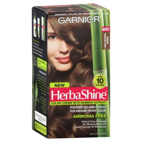 Light Brown Hair Dye Garnier This hair color only needs tenLight Brown Hair Dye Garnier