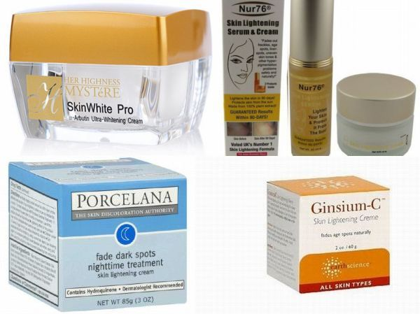 What is the most effective skin whitening lotion?