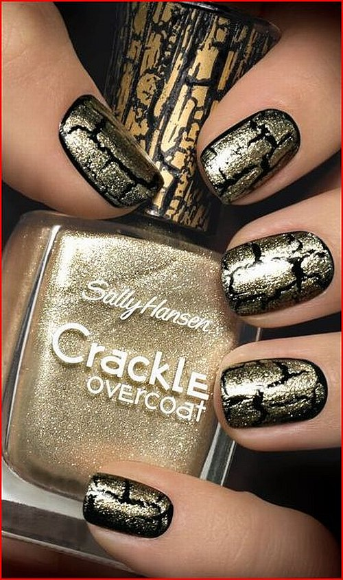 7 crackle nail polish you can't miss - Beauty Ramp - Beauty & Fashion Guide by Dr Prem | Skin, Body, Style Makeup and Hairstyles