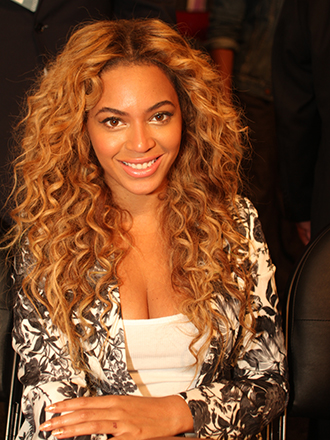 Beyonce Curly HairBeyonce Blonde Curly Hair 2013