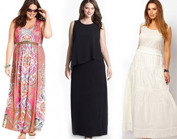 Picking The Right Maxi Dress