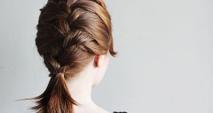 French braid hair _2