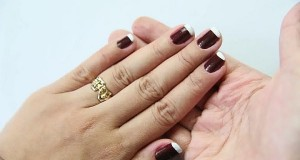 French manicure_2