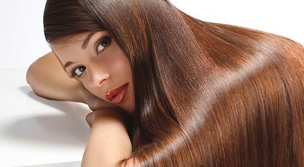 long hair lady